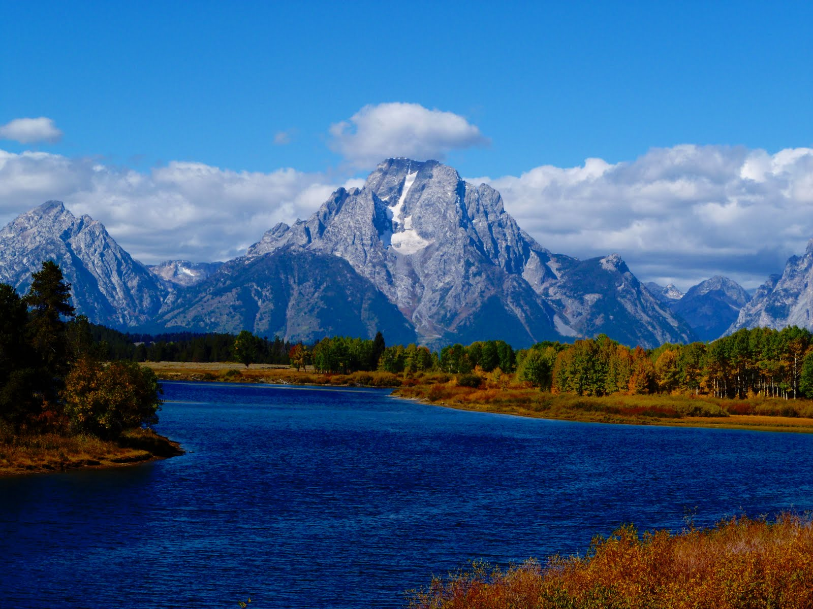 East Orange Focus >> The Journey is a Wild One: The Grand Tetons - Entering In ...