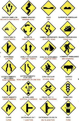 señales de tránsito 2