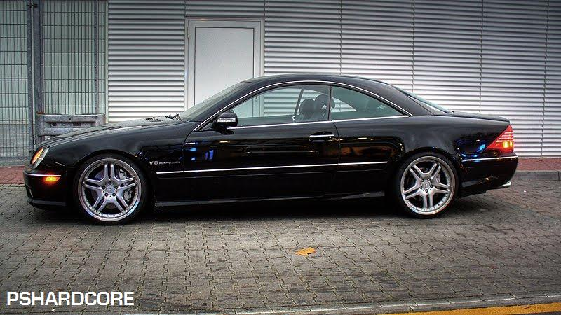 Pshardcore Blog Cl 55 Amg