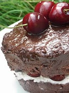raw-choc-cherry gateau