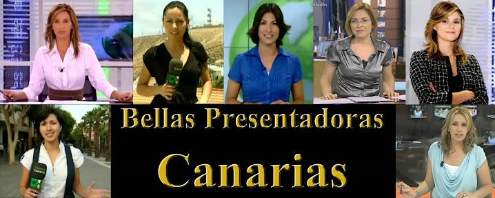 Bellas Presentadoras Canarias