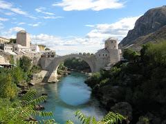 Visite Mostar (BiH, septiembre 2007)