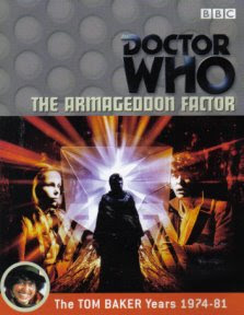 Doctor Who: Armageddon Factor movie