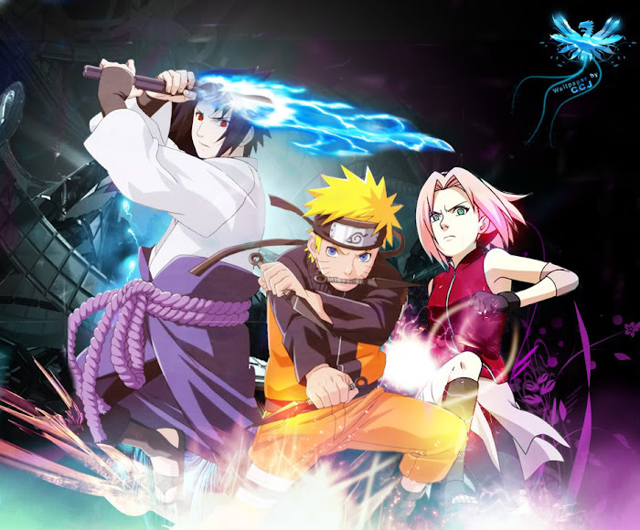 naruto and kawan
