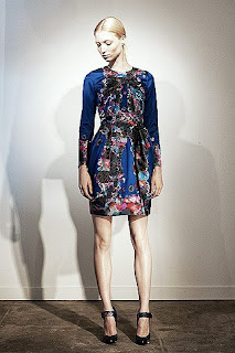 Erdem  kleider 2013 Summer Resort
