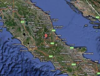 región de Abruzzo