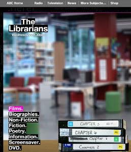 THE LIBRARIANS. Serie de Televisión sobre bibliotecólogos y bibliotecas