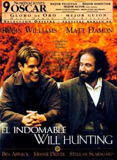 El indomable Will Hunting (1997)