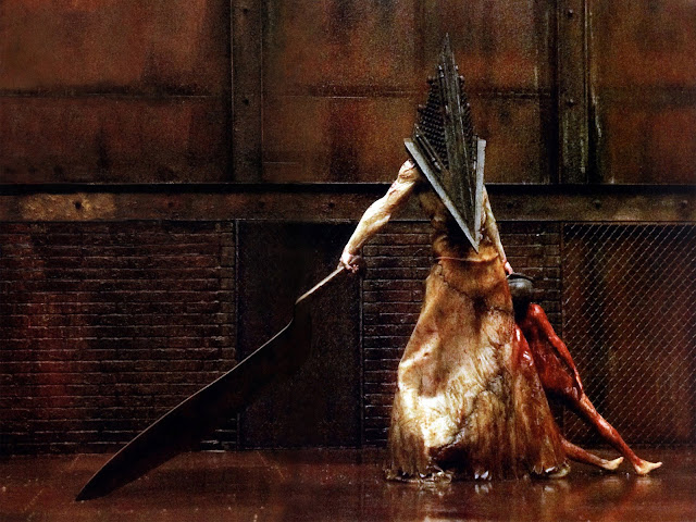 Pyramid Head from Silent Hill