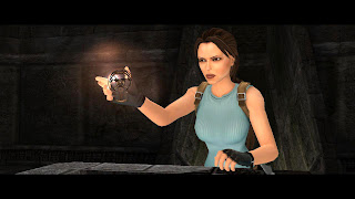 Lara Croft and the Scion