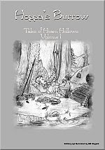 "Buy the book, Hoppa's Burrow, ""Tales of Hoam Hollows"" Volume 1"