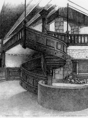 Malvern, salle 2 (détail)