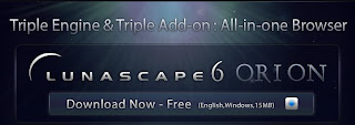 Triple Engine Browser Dari Lunascape