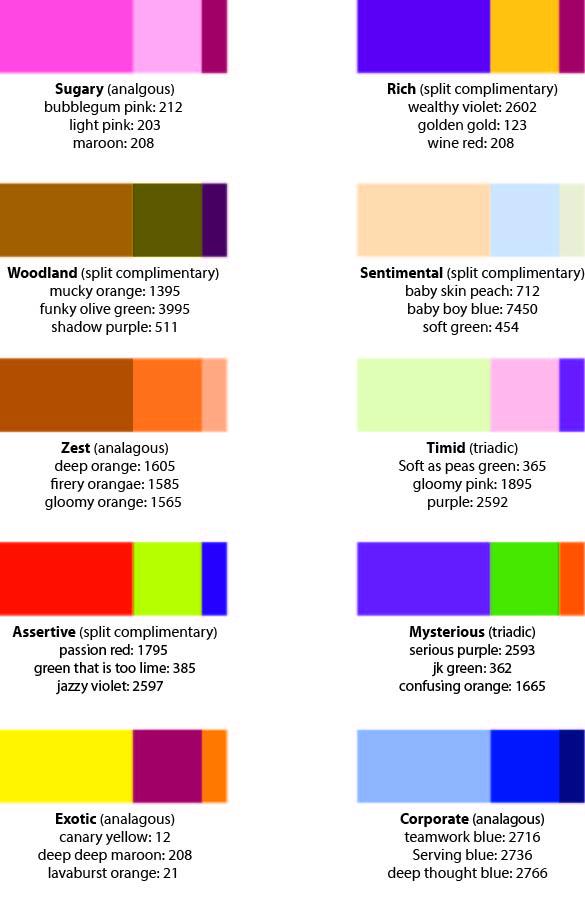Kcai Joshuaorvillevaughn Color And Emotion
