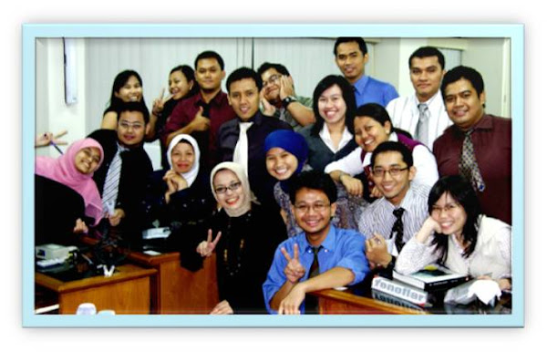 Kelas Organizational Behavior Ibu Anita Lestari