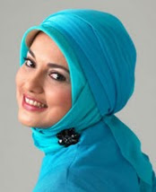 Fresh Blue of Bunda Marissa Haque