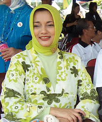 Green Marissa Haque in PPP