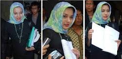 Marissa Haque, Terus Melawan Pidana 'Dugaan' Pidana Ratu Atut Chosiyah dalam Pilkada Banten 2006