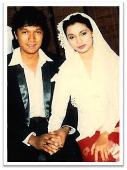 Reuni Pernikahan Siri Kami 3-7-1986 (Ikang Fawzi & Marissa Haque)