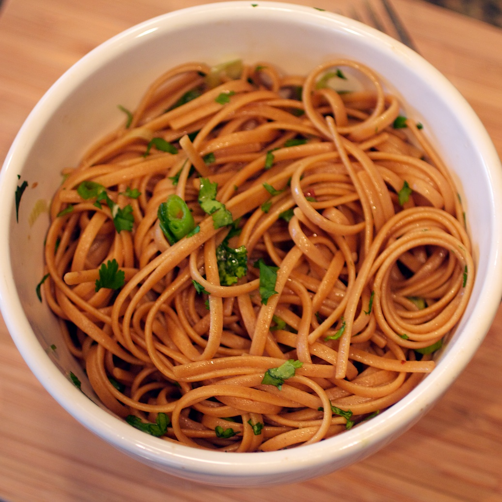 Sesame Noodles — Our Family Eats