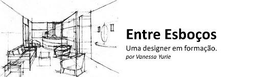 """""""Entre Esboços"""" Design Interior"""