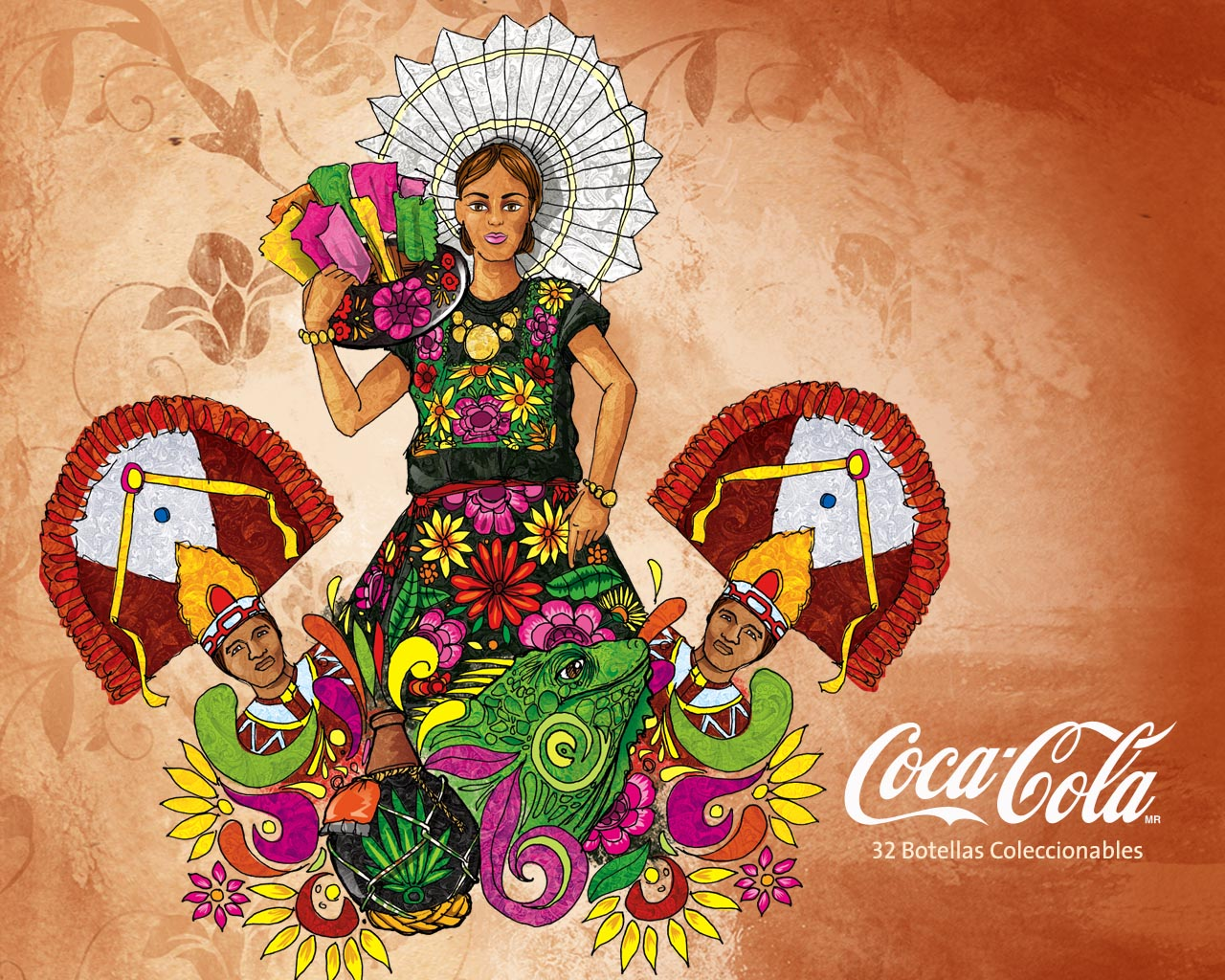 Marrains unemployed graphic designers: Coca Cola Bicentenario, César ...