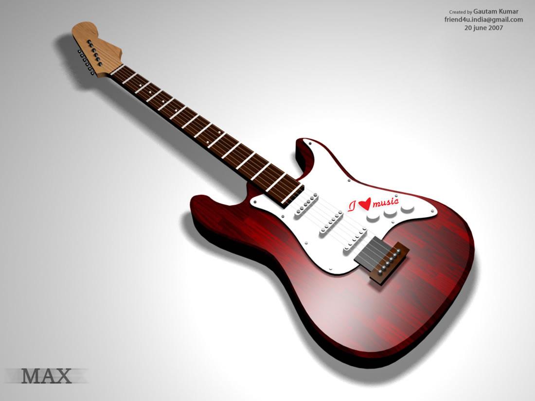 dream guitars wallpapers