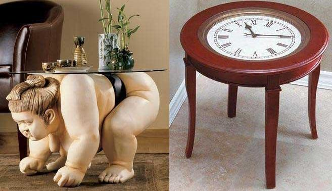 Weird Tables unusual coffee tables ~ interior design