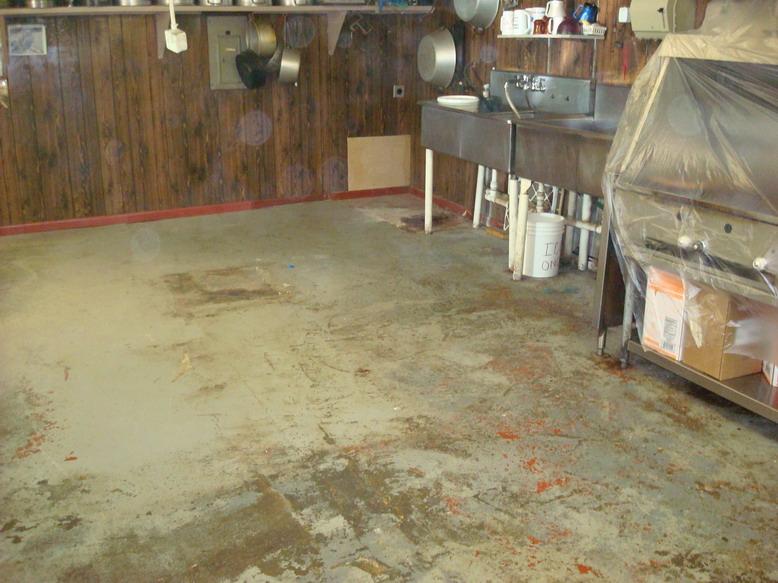 Epoxy Floor Coatings Epoxy Floor Coating In Restaurant