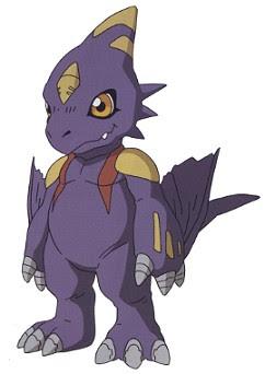 Digimon Una Nueva Aventura [Yazmin-Uchiha--Liz-chan][Capi 1] Monodramon
