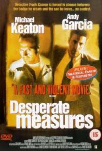 Desperate Measures 1998 Hindi Dubbed Movie Watch Online