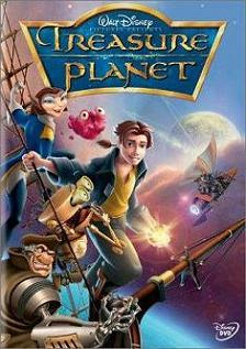 Treasure Planet 2002 Hindi Dubbed Movie Watch Online