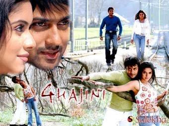 Ghajini 2005 Telugu Movie Watch Online