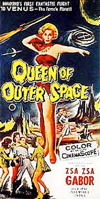 Queen of Outer Space 1958 Hollywood Movie Watch Online