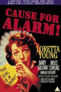Cause for Alarm! 1951 Hollywood Movie Watch Online