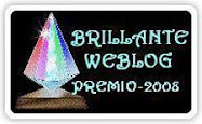 Award brilhante weblog 2008
