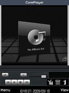 برنامج CorePlayer v1 36 7427 لتشغيل youtube واغلب صيغ الفديو والصوت