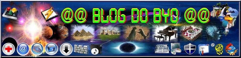 @@  Blog do BYO @@