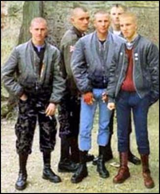 Hardcore skinhead