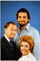 "The cast of ""Marcus Welby, M.D"" [From L: Young, James Brolin, Elenor Verdugo]"