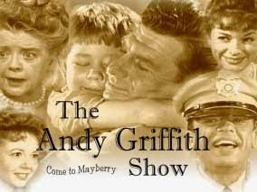 """The Andy Griffith Show"" (CBS, 1960-1968)"