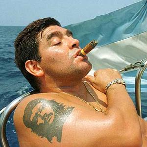Maradona: Grondona dijo que usaramos las sustancias que quis