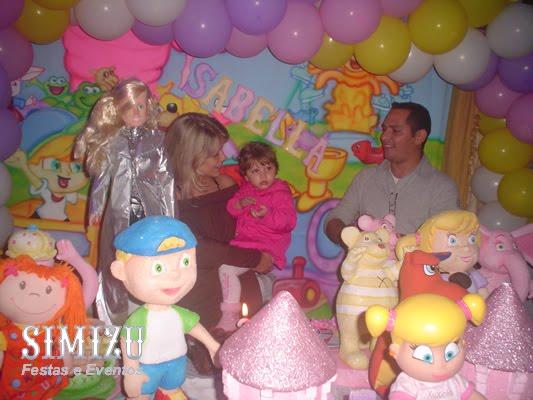 decoracao festa xuxinha:Blog da Simizu Festas: Isabella – Festa com a Xuxinha