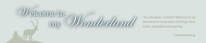 Welcome to my Wonderland