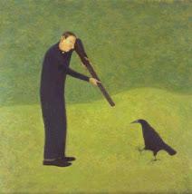 """Priest versus Crow"""