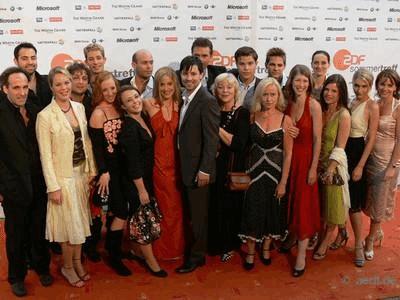 Il cast (quasi) completo della prima stagione di Julia - La strada per la felicità.