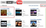 Il canale di Julia su YouTube  primo in classifica!! Ha distanziato, e di molto, il canale rai...