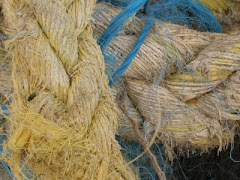 Photo - Detail/ropes - Padstow.