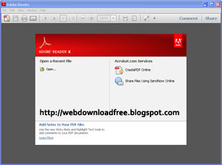 pdf reader 10 free download