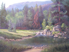 """Peaceful Afternoon in the Uintas"""